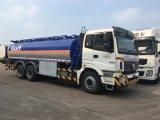 Beiben 6X4 25cbmの燃料タンクのトラック