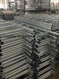 Stahlstrichleiter für Ringlock Baugerüst