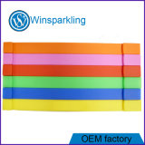 Disco istantaneo del USB del Wristband di gomma su ordinazione del silicone con il marchio Debossed o la stampa
