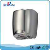 1800W de las fábricas de acero inoxidable Jet Air Electric en la pared Sensor de infrarrojos mano Secador de pelo