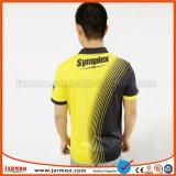 Polyester-Sublimation-Digital-T-Shirt mit fertigen kundenspezifisch an