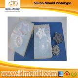 Vazamento de vácuo do molde de silicone protótipo rápido Prototipagem Rápida
