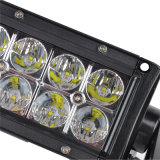 Barras ligeras - la barra ligera automotora auto 10800lm campo a través de los accesorios 108W LED impermeabiliza talla clasificada IP68 del rango