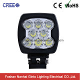 무거운 장비 (GT1025-80W)를 위한 80W 5.5inch 크리 사람 LED 일 빛