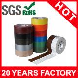 銀によって金属で処理される布のGaffersダクトテープ(YST-DT-002)