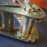 رخيصة سعر [2ت] [5م] شحن جلد سقّاطة يحزم حزام سير إلى أسفل عرض خاصّ