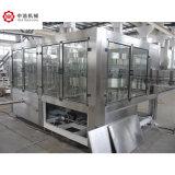 Bebidas Full-Auto 12000bph monobloc de llenado en caliente máquina