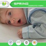 Garniture de matelas organique de huche de massage de coton pour le bébé