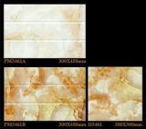 300*450mm Interior baño de cerámica esmaltada baldosas de pared (PM3461)