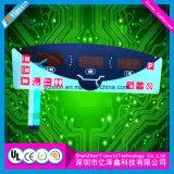De waterdichte Schakelaar van het Membraan van de Kring van de Knoop van het Toetsenbord van PC van het Huisdier