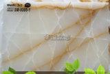 半透明で装飾的なのどのオニックスの壁パネル