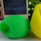 Altavoz del silicón del amplificador de la dimensión de una variable del huevo Sy02-05-002 para el iPhone 7