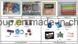 Wristband poco costoso del silicone di modo di Debossed del silicone alla rinfusa professionale del braccialetto