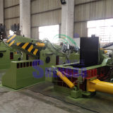 Alligatorhydraulische überschüssige Stahlrohr-Ausschnitt-Maschine