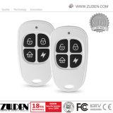 Accueil d'alarme antivol GSM avec carte RFID et pavé tactile