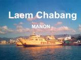 広州からのLaem Chabangへの出荷の転送のロジスティクスサービス