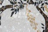 Mosaico de Shell de tallado de la madre de Preal materiales de construcción