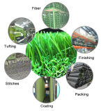 PE 정원사 노릇을 하는 Deocr를 위한 합성 뗏장 잔디밭 잔디