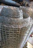 Galvanisierter quadratischer Eisen-Maschendraht