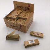 Eco-Freindly 110mm 유기 대마 담배 종이