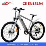 Bicyclette électrique de modèle de ville avec la batterie au lithium 36V