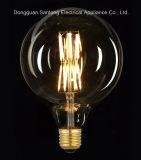 E26/E12s 기본적인 전구를 가진 Retro Edison 점화 LED G50 지구 필라멘트 전구