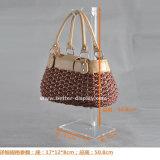 CLEAR acrylic Adjustable Handbag Holder
