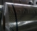 piatto checkered del diamante di alluminio