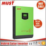 IEC 증명서를 가진 3kVA 태양 에너지 변환장치