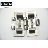 Hairise har-881 de Ketting van de Bovenkant van de Lijst van de Transportband van het Roestvrij staal