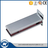 Yakoのハードウェアのユニバーサルステンレス鋼の床のより近いドアガラスクランプ