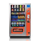 De Automaat van de Snack van China Manufactuer Met LCD het Scherm van de Reclame