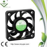 Ventilador refrigerando do refrigerador de ar do exaustor da C.C. da almofada 5V 12V do portátil Xj4007 mini