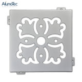 Panneau décoratif de maille en aluminium de prix usine