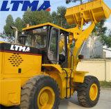 capienza della benna 2cbm caricatore della rotella da 3.5 tonnellate del macchinario di Ltma