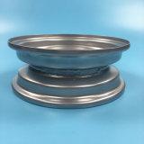 Migliore cerchione d'acciaio chiaro di colore 8X2.75 d'argento '' per il trattore