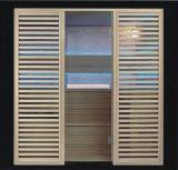 2000mm de Stevige Houten Sauna van de Rechthoek voor Multi-Person (bij-8891)