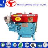 4-stroke Marine/agriculture/main/pompe de démarrage/Mills/Mining Water-Cooled unique cylindre moteur Diesel