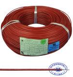 Awm 3135 Insualted en caoutchouc de silicone sur le fil à haute température