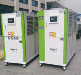 Высокая эффективность торговой марки Шэньчжэнь Dannice 20 Фазы промышленных охладитель с воздушным охлаждением
