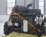 Motor diesel de Dongfeng Cummins (6LTAA8.9 132kw-264kw) con la consumición de combustible inferior para la construcción industrial
