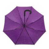 Vendita calda 23 pollici di marchio di doppi strati della stampa di ombrello diritto