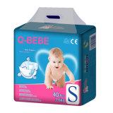 Size3 40count persönliche Sorgfalt-keucht erwachsene Baby-Windel preiswerten Preis
