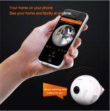 Heiße verkaufen360 Grad Fisheye Vr Kamera-Glühlampe-Kamera