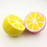 Zitrone nettes weiches Ibloom Squezze langsames steigendes Squishy Spielzeug PU-