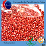 Borracha do CaCO3 PP/PE/ABS/pelotas recicl plástico de Masterbatch da cor
