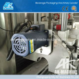 Acqua di bottiglia rotonda automatica dell'animale domestico che contrassegna l'etichettatrice del manicotto dello Shrink di Machine/PVC