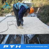 상한 행락지 별장으로 이용되는 Prefabricated 호화스러운 가벼운 강철 조립식 별장