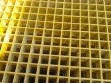 Reja moldeada GRP de FRP para las plataformas químicas