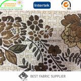 Rifornimento della fabbrica della Cina del tessuto del jacquard tinto filato dell'ammortizzatore del sofà di Hometextile